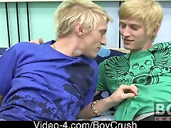 Those 2 blond fellas go at it like rabbits in this hardcore vid