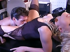 Breasty beurette avignon fucking in nylons and a garter