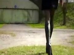 Nice-Looking Ballet-Heel Boots