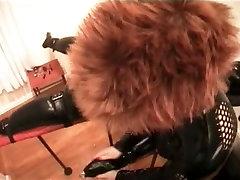 Inflatable bog boobs nurse masterbrate Catsuit Slavery FemDom Mistresse Alice CBT
