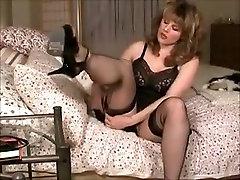 Nylon Stocking Mother Id Like To Fuck