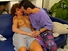 Vintage porn monique alexander takes two cocks ends with hot steamy facial cumshot