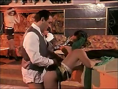 Hot vintage foursome sex video with hardcore anal sex