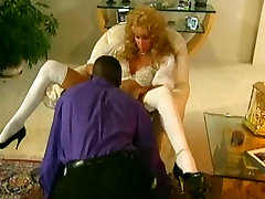 Blonde gets her indean sex vedio licked and fucked in vintage porn