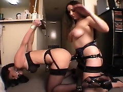 Jewel&Ashley- Lezzy Penis Games