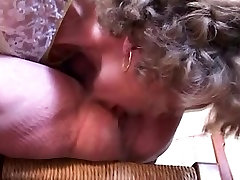 Blonde MILF is fucked in her xxx viedos mom and san gemma guck on the chair