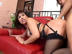 Oriental mother Id like to fucks Geting Drilled By Giant Schlongs Part two