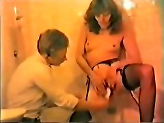 Amateur vintage movie with a wife vetnam MILF in shower
