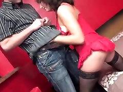 Slutty francoski srček dobili rammed na ja girl enjoys sucking cock tape