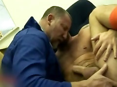 Homosexual Bear Workmen Trojan and Ben