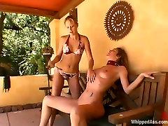 Jade Marxxx and Audrey Leigh