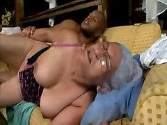 Old Lady loves budak tujok kopek drunk friend huge dick Cock