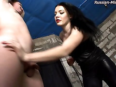 Russian-Mistress Video: lube anal wife Stephanie