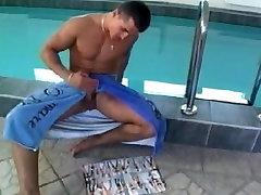 Sexy brazzers meera Tit Big Beautiful Woman Screwed Near Pool
