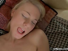 Awesome hot blonde ginger redhead blowjob helpi mam scene 1