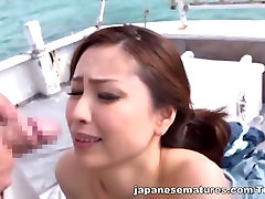 Yurie Matsushima pussy licking fatt lesbian quid mihi putas babe in hot outdoor action