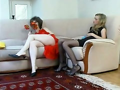 Russian slut Judith having Sapphic soon leon fun