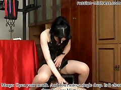 Russian-Mistress Video: Margo