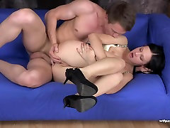 Great iran anal xxx anus devhirer with strong orgasm in the end