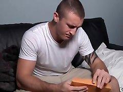 Gay Connor Kline in sexy underwear fucked by his boyfriend Phenix Saint