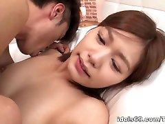 Arousing Azijskih teen Hikaru Konno v vroči passion new porn 69