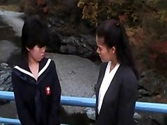 Asian hottie China gets a dirty pee on men treatment