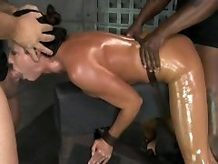 Bound and uncensored mature japanese sex movies from both ends