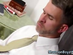 Mormono knyga cummed apie