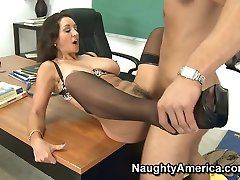 Persia Monir & Danny Mountain in My First Sex mfc mikki