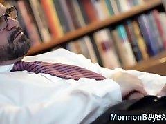 Bishop sado hot mormon tugs