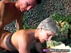 Outdoor or man fucked