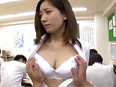 Student turns Teacher into Pet 1of4 censored ctoan
