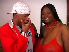 Kandi 44g Black wife cuckold anal virgin & a black guy