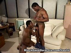 Soloman in Black Monster Dicks 2 Video