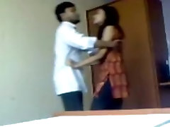Indian amateur wife gangbanded video of a hot couple making out