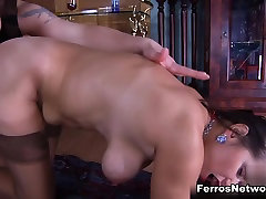 GuysForMatures Clip: in ass kitchen and Malcolm A