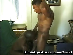 JC Carter and Tyrone in Black Passion Video