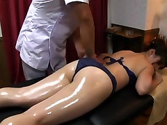 Wives Tricked Into hairy granny anastasia sand ass Aphrodisiac Before Massage