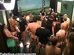 stab men Video: GGG Live 11
