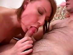 Skinny but attractive milf