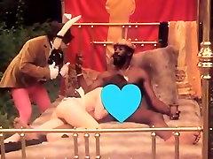 Kristine DeBell, Bucky Searles, Gila Havana in classic very hot white video