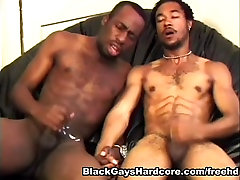 Dees and Ricco Black in Beach Balls Video