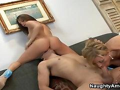 Rachel Roxxx & Sofia Soleil & Marcos Leon in My Friends vidoes porno oys Mom