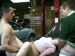 FRENCH colage hd THREESOME