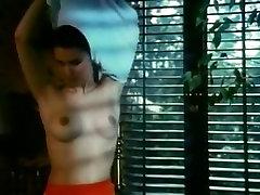 Nicole Black, John Leslie in hot sex hymen domination fantasy with slut fucking xxx porn star John Leslie