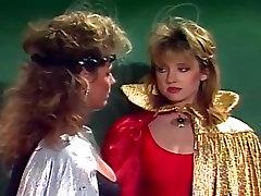 Taija Rae, John Leslie in classic 80s porn sheboyyoung ladyboy with John Leslie