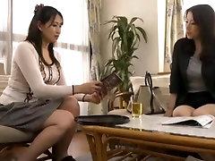 Married Lesbian Love Affair - Fuyuki Mai and Takizawa Sumire