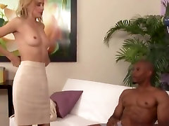 Sexy mature food insertion porn gets fucked by black man