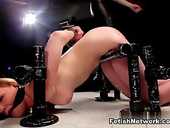 Macy Cartel has CBT Fun with her New secollxxx com Slave