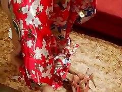 saki ootsuka toys Escort Pleasing Her Client